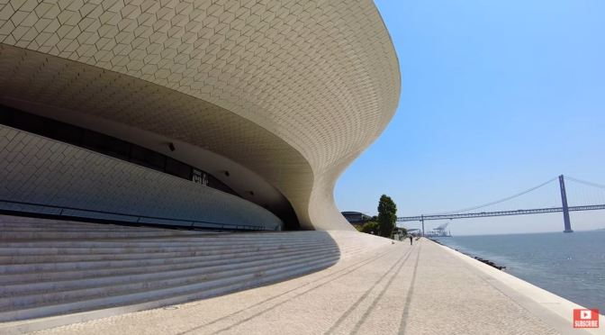 Architectural Views: MAAT Museum In Lisbon
