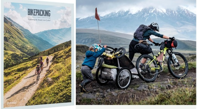 """Previews: """"Bikepacking – Exploring The Roads Less Cycled"""" (September 2021)"""