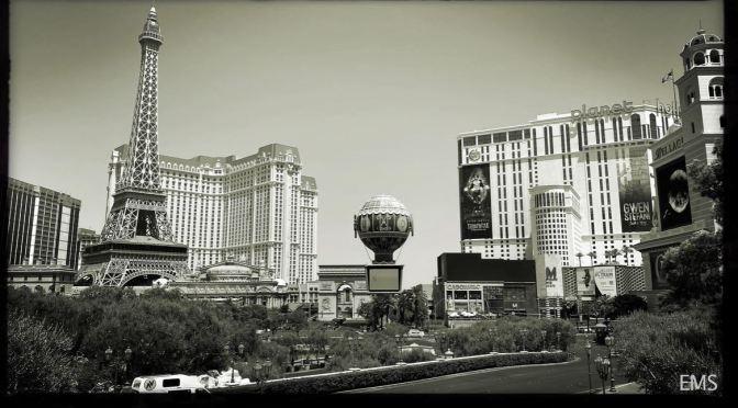 Photographic Views: Las Vegas In Black & White
