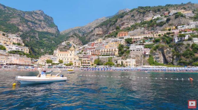 Boat Tours: The Amalfi Coast, Southwest Italy
