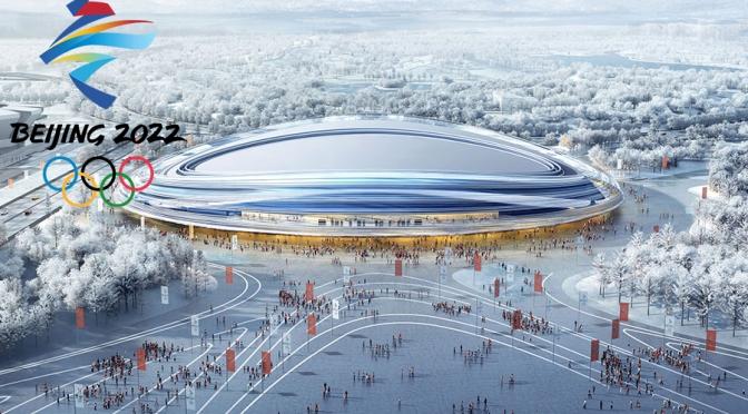 Views: China Prepares For 2022 Winter Olympics (BBC)