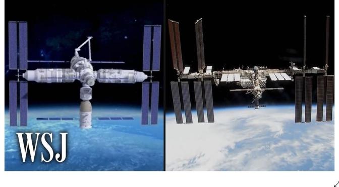 Tech Views: China's New Modular Space Station