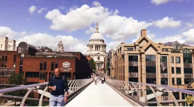 City Views: The Streets & Buildings Of London