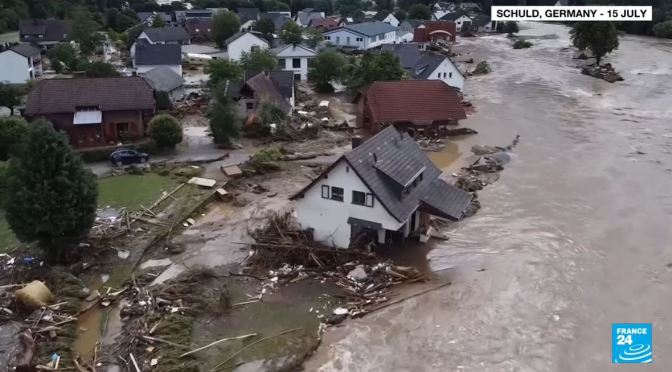 Climate: Europe To See Up To 20% More Flooding