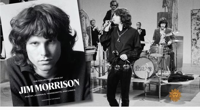Reviews: 'The Collected Works Of Jim Morrison – Poetry, Journals & Lyrics'