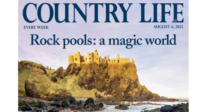 Front Covers: Country Life Magazine – August 4