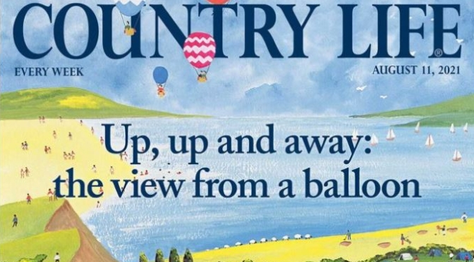 Previews: Country Life Magazine  – August 11