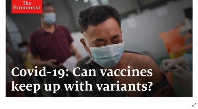 Covid-19: Can Vaccines Keep Up With Variants?