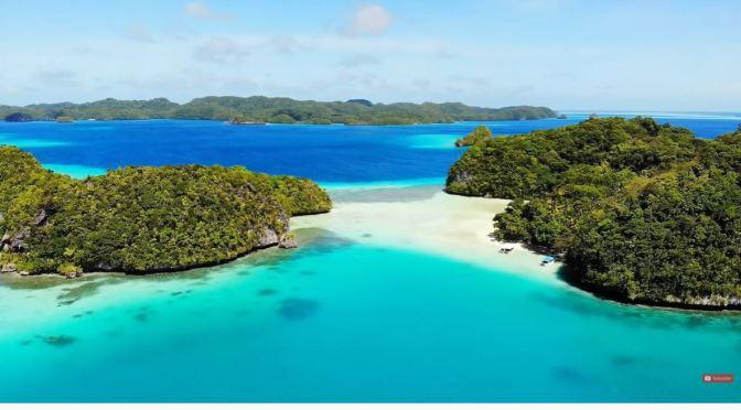 Ocean Views: The Hidden World Of Islands (4K)
