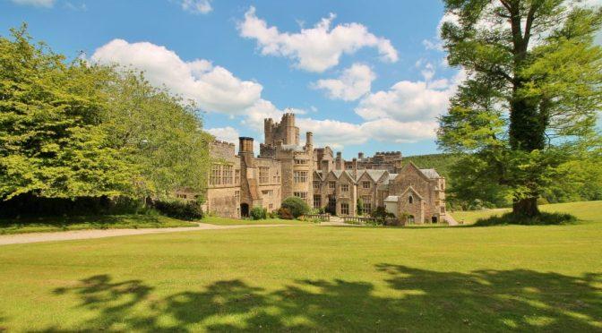 English Country Estates: Flete House In Holbeton
