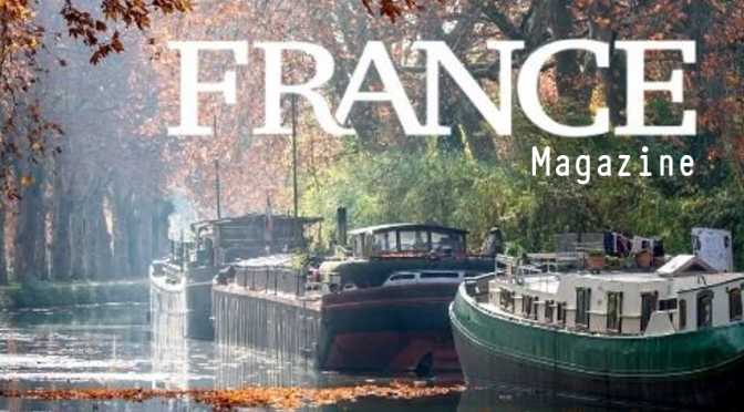 Cover Previews: France Magazine – October 2021