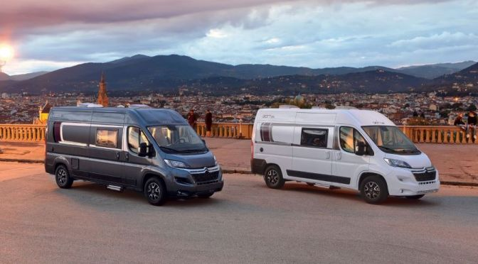 Top New Campervans: The 2022 GiottiVan (Video)