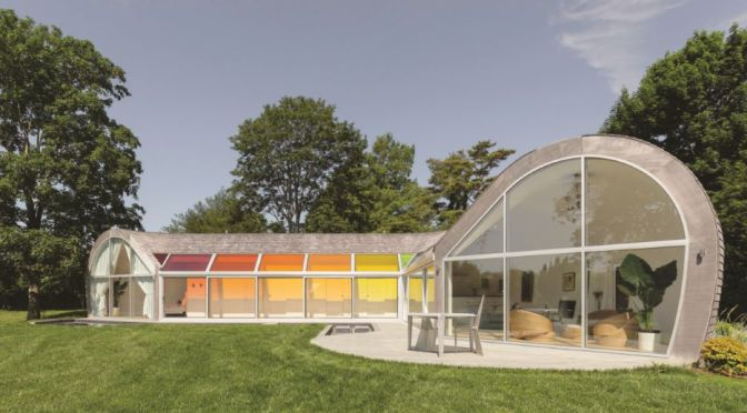 Design: 'Cocoon Cottage' In New York By Architect Nina Edwards Anker