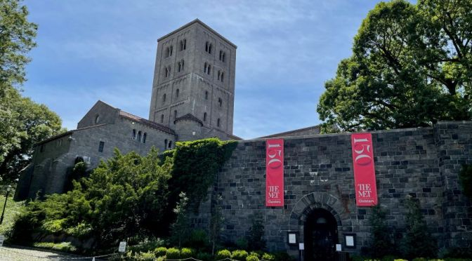 Museum Tours: Highlights Of The Met Cloisters, NYC