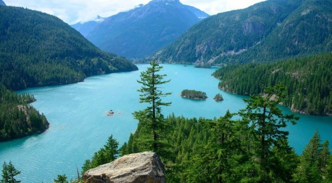 Hiking Tour: Ross Lake National Recreation Area In Washington State (4K)