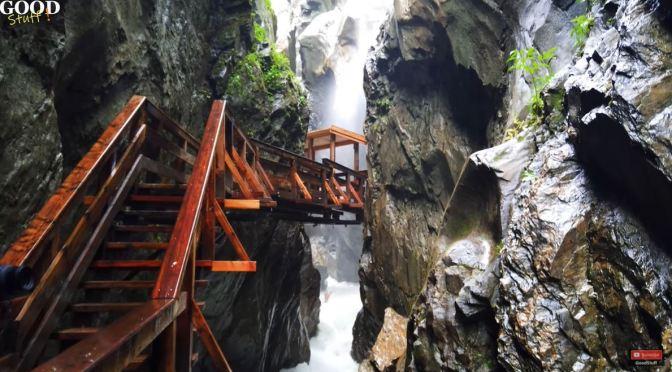 Hiking Tours: Sigmund-Thun Gorge In Austria (4K)