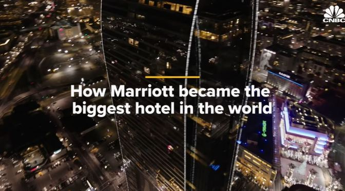 Analysis: How Marriott Became The Largest Hotel Operator In The World
