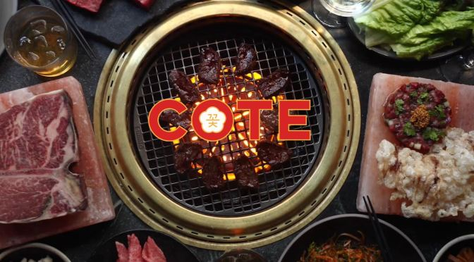 Inside Views: New York Michelin-Starred Korean Steakhouse 'Cote' (Video)