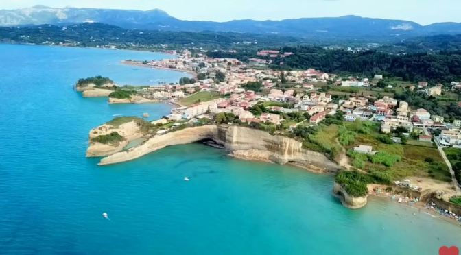 Island Views: Culture, Cuisine & History Of Corfu