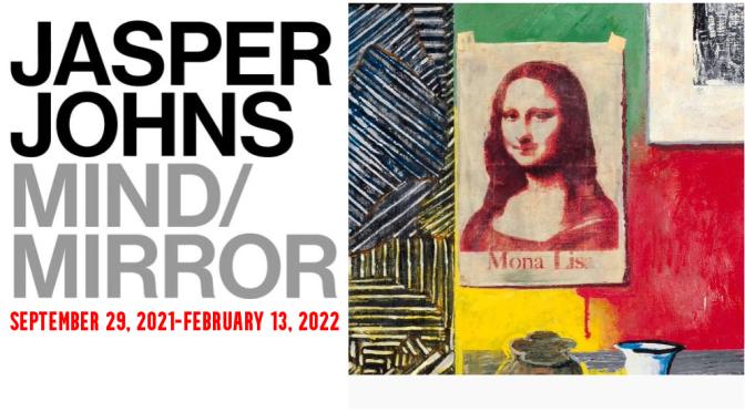 Art Exhibitions: 'Jasper Johns – Mind/Mirror' In Philadelphia & New York