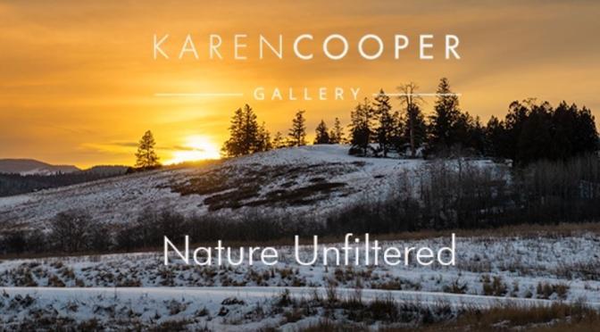 Outdoor Photography: Karen Cooper – 'Nature Unfiltered' – Vancouver