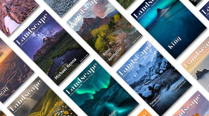 Front Covers: Landscape Magazine – August 2021