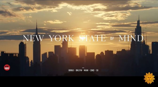 """Musical Views: """"New York State Of Mind"""" Celebrates Reopening Of NYC (Video)"""