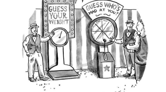 Views: Top New Yorker Cartoons – August 2021