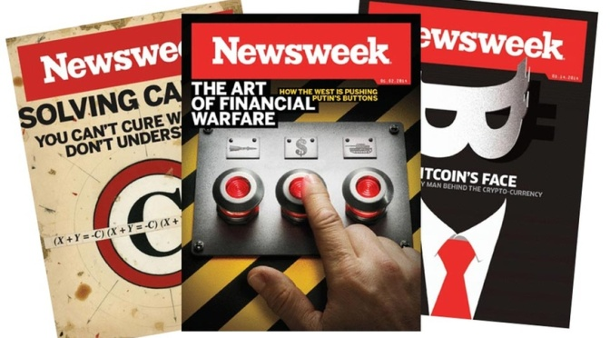 Front Cover Previews: 'Newsweek' – August 20