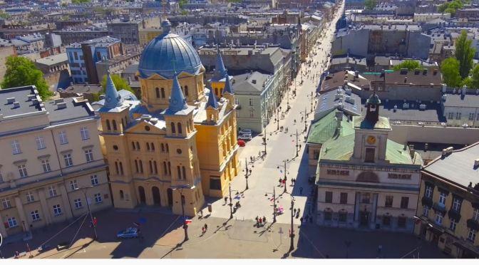 Travel Views: Łódź In Central Poland (4K UHD)