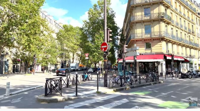 Paris Walks: 10th & 11th Arrondissement (4K Video)