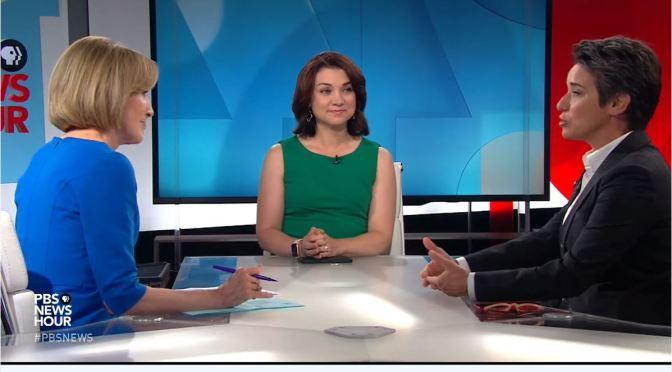 Political Analysis: Tamara Keith & Amy Walter On The Infrastructure Debate