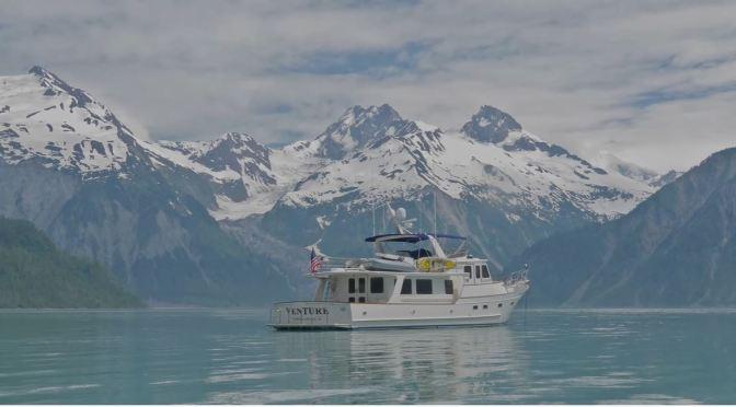 Yachting Views: Lituya Bay, Southern Alaska (Video)