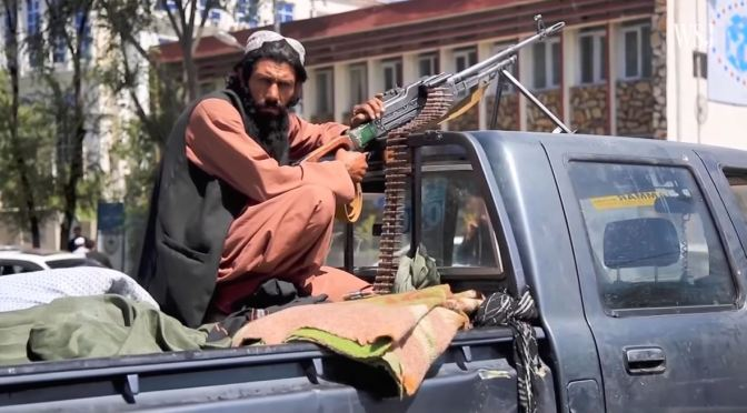 Analysis: With Takeover By Taliban, What Is Future Of Afghanistan? (WSJ Video)