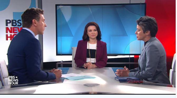 Political Analysis: Tamara Keith & Amy Walter On Infrastructure, Cuomo