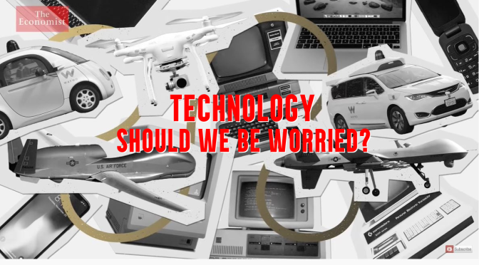 New Technology: Is There Cause To Worry About It?
