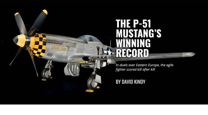 WWII Aviation: The 'P-51 Mustang' Fighter Plane