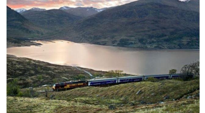 Trains & Travel: Scottish Highlands & Isles Via The Caledonian Sleeper (4K)