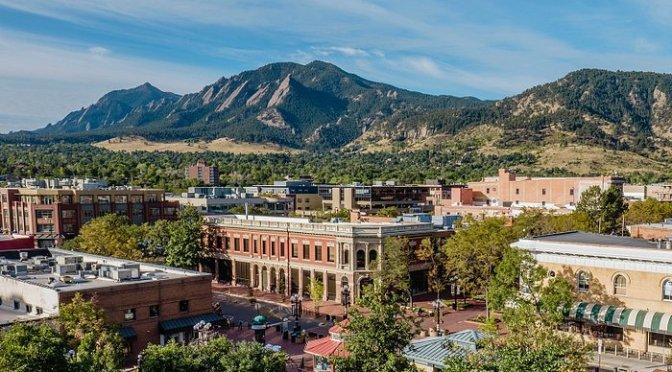 Colorado Views: Boulder & Rocky Mountain Parks