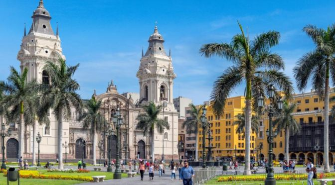 Views From Peru: Lima Struggles With Covid