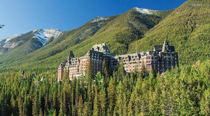 Tours: The Banff Springs Hotel – Alberta, Canada