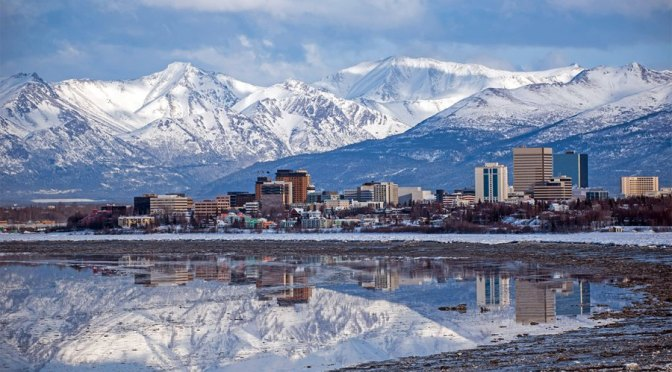 Travel: Top Places To Visit In Anchorage, Alaska