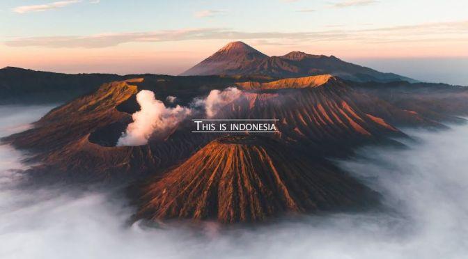 Cinematic Travel: Republic Of Indonesia (4K Video)