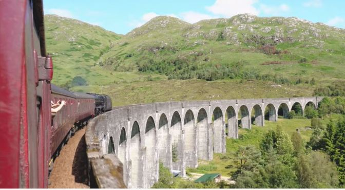 Travel Views: Landscapes Of Scotland (4K Video)