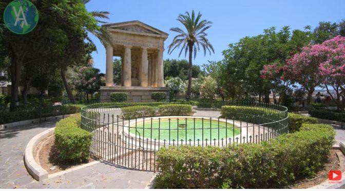 Travel Views: Valletta – Capital of Malta (4K)