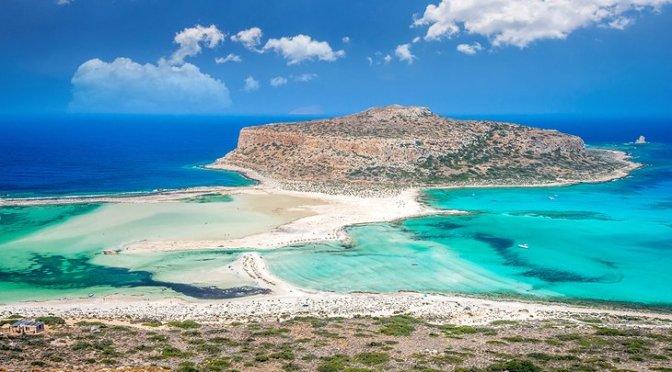 Beach Views: Balos To Triopetra In Crete, Greece