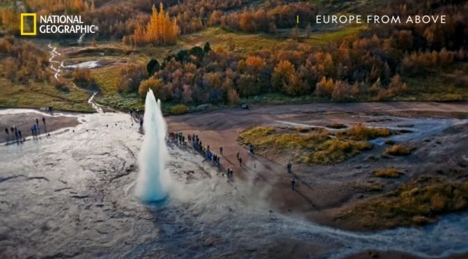 Views: 'Europe From Above' – National Geographic UK