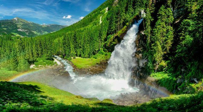 Views: Krimml Waterfalls – Western Austria (4K)