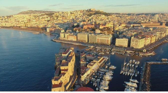 Views: Naples, Italy (4K)