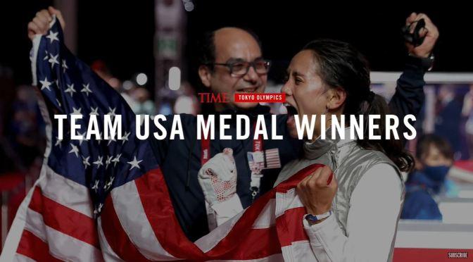 Reviews: Team USA Medal Winners – Tokyo Olympics